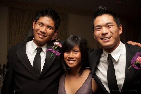 My brothers and I. (Ben Tenn-Yuk)