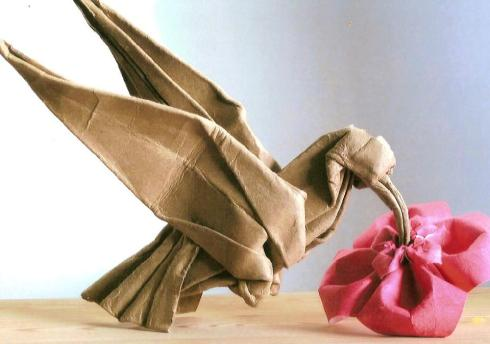 Origami by Curtis.